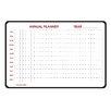Ghent Planner Whiteboard, 2' H x 3' W