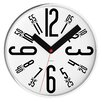 "JONSSON Timeware Amplus 11.75"" Wall Clock"