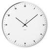 "JONSSON Timeware Artus 11.75"" Wall Clock"
