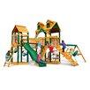 Gorilla Playsets Malibu Pioneer Peak Swing Set
