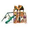 Gorilla Playsets Malibu Navigator Swing Set