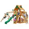 Gorilla Playsets Navigator with Amber Posts Cedar Swing Set