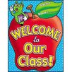 Teachers Friend Chart Welcome To Our Class Poster (Set of 3)