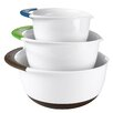 OXO Good Grip 3 Piece Mixing Bowl Set