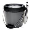 OXO Good Grip Ice Bucket with Plastic Tongs
