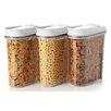 OXO Good Grips Triple Pop Cereal Dispenser Set (Set of 3)