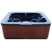 Home and Garden Spas 3 Person 31 Jet Hot Tub