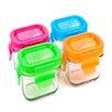 Wean Green Garden 4-Piece Food Storage Container Set (Set of 4)