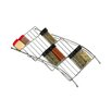 Spectrum Diversified In-Drawer Spice Rack in Chrome