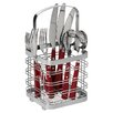 Spectrum Diversified Pantry Works Flatware Caddy