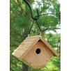 Traditional Cottage 6 inch x 6.5 inch x 7 inch Wren House - Audubon/Woodlink Birdhouses