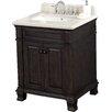 "Lanza Kingsley 28"" Single Bathroom Vanity Set"