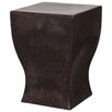 Emissary Home and Garden Square Stool