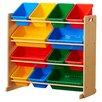 Tot Tutors Primary Toy Organizer