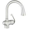 Grohe Ladylux Single Handle Hole Bathroom Faucet