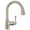 Grohe Bridgeford Single Handle Desk Mount Kitchen Sink Faucet