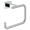Grohe Eurocube Wall Mounted Cube Toilet Paper Holder