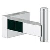 Grohe Essentials Wall Mounted Cube Robe Hook