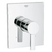 Grohe Allure Pressure Balance Valve Faucet Trim with Lever Handle