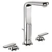 Grohe Veris Double Handle Widespread Bathroom Faucet