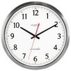 "La Crosse Technology 14"" UltrAtomic Analog Wall Clock"