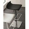 YumanMod Smart Air Adjustable Height Swivel Bar Stool with Cushion