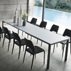 YumanMod Cross Extendable Dining Table