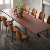 YumanMod Modern Extendable Dining Table