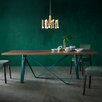 YumanMod Morgan Glamour Extendable Dining Table