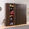 """Prepac Elite Espresso 32"""" Stackable Wall Cabinet"""