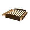 Prepac Manhattan Storage Platform Bed