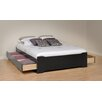 Prepac Coal Harbor Storage  Platform Bed