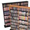 Prepac Triple Width Multimedia Storage Rack