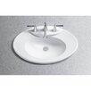 Toto Pacifica Self Rimming Bathroom Sink