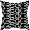 Checkerboard, Ltd Hex Indoor/Outdoor Throw Pillow