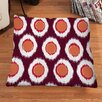 Checkerboard, Ltd Ikat Floor Pillow
