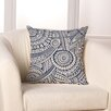 Checkerboard, Ltd Mayan Geometric Throw Pillow