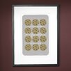Checkerboard, Ltd Personalized Fresh Baked Welcome Framed Graphic Art