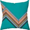 Checkerboard, Ltd Debbie Bean Detours Throw Pillow