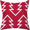 Checkerboard, Ltd Holiday Pine Throw Pillow