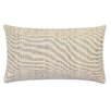Niche Truman Sashiko Mud Lumbar Pillow