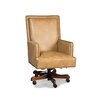 Fairfield Chair High-Back Leather Executive Office Chair with Arms