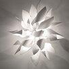 Selene Illuminazione Geometrische Pendelleuchte 12-flammig Ginger