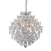 Mark Slojd Rosendal 6 Light Crystal Pendant