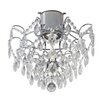 Mark Slojd Rosendal 1 Light Semi-Flush Ceiling Light