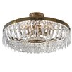 Mark Slojd Hovdala 4 Light Semi-Flush Ceiling Light