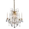 Mark Slojd Ryholm Light Crystal Chandelier