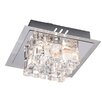 Mark Slojd Karradal 4 Light Flush Ceiling Light