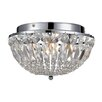 Mark Slojd Estelle 3 Light Flush Light