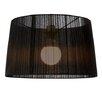 Mark Slöjd 45 cm Lampenschirm Flen aus Textil